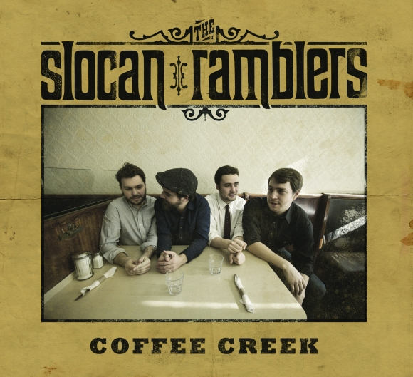 SlocanRamblers COFFEE CREEK - High res Front Cover